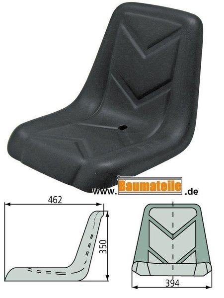 Sitzschale kunststoff